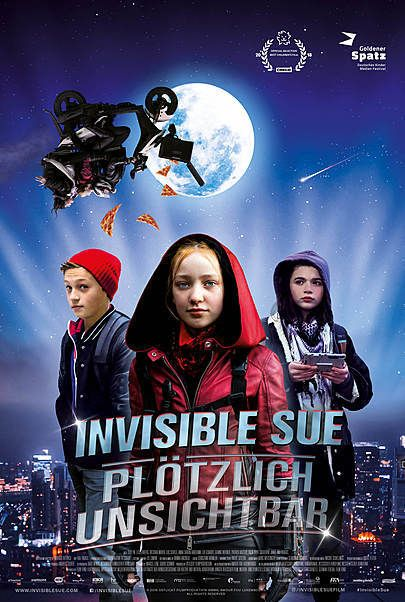 پوستر فیلمسو نامرئی ۲۰۱۹
