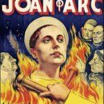 پوستر فیلممصائب ژاندارک ۱۹۲۸