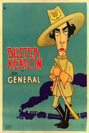 پوستر فیلمژنرال ۱۹۲۶