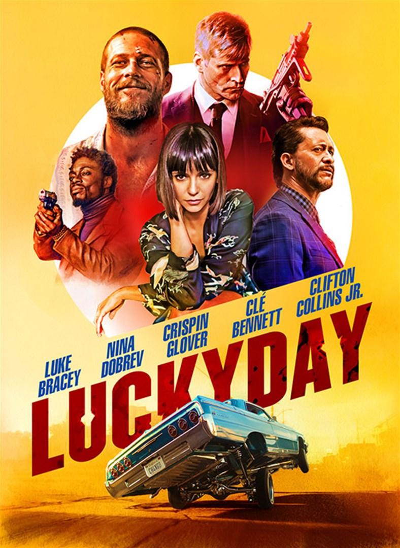 کاور فیلمLucky Day 2019