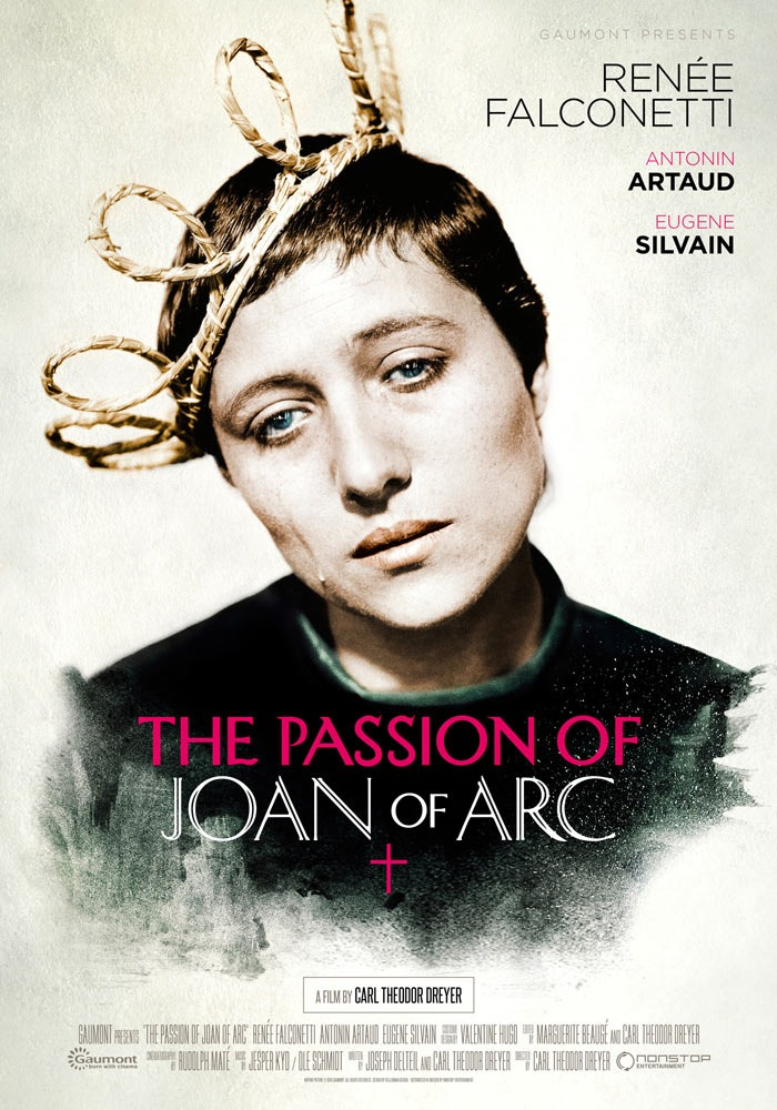 کاور فیلم The Passion of Joan of Arc 1928