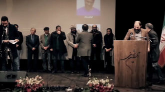 گزارش ویدیویی از اولین دوره جایزه ناصر فرهودی