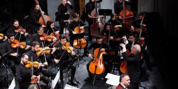 یادمان استاد دهلوی در شب موسیقی ایرانی- آذری ارکسترملی