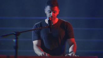 اجرای زنده سیروان خسروی امروز می خوام بهت بگم