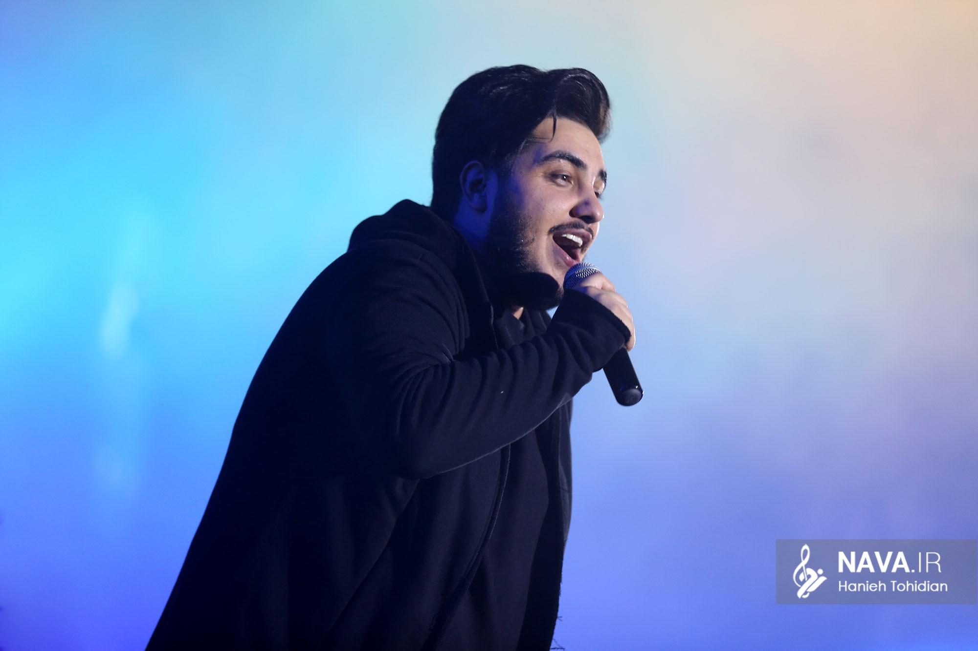 کنسرت آرون افشار | 28 بهمن 98