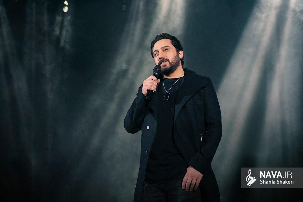 پخش زنده کنسرتهای نوروزخانه / امشب: روزبه بمانی