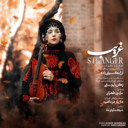 دانلود آهنگ غریب نازنین تهرانی