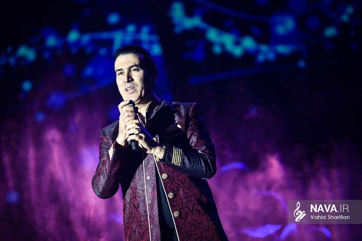 پخش زنده کنسرتهای نوروزخانه / امشب: رحیم شهریاری