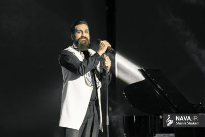 کنسرت آنلاین علی زندوکیلی