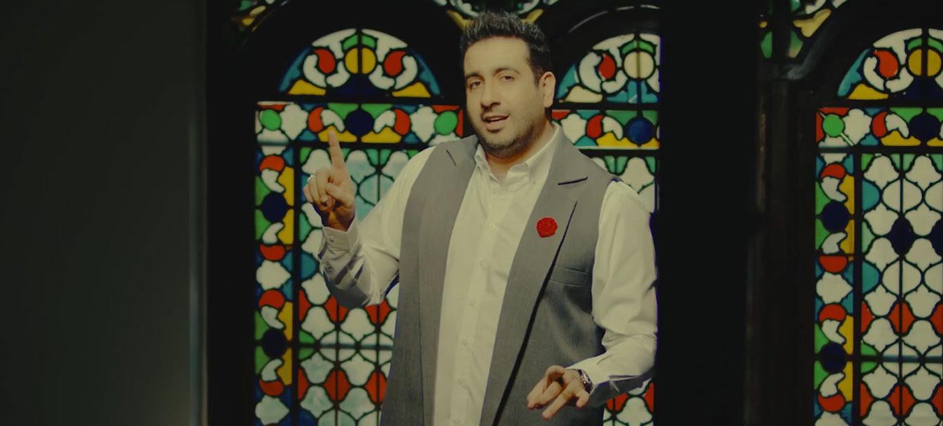 موزیک ویدیوی دخت شیرازی از امید حاجیلی
