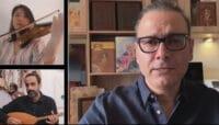 موزیکویدیوی «بنی آدم» با صدای علیرضا قربانی و خوانندگان ایتالیایی در قرنطینه منتشر شد