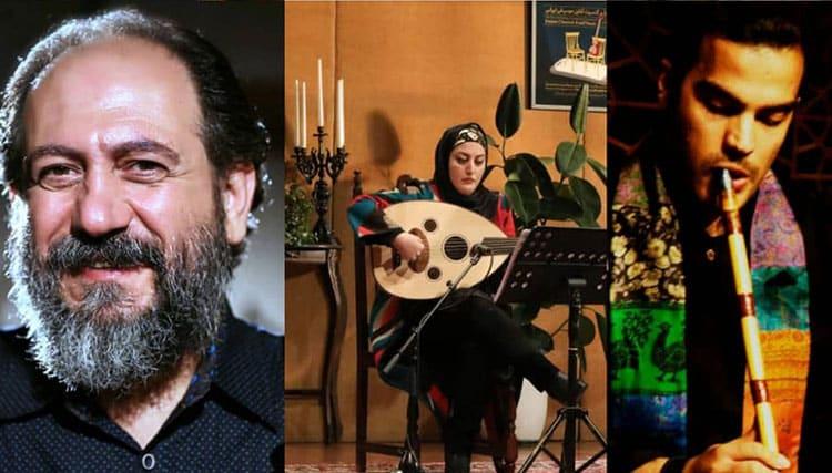اعضای هیأت انتخاب اجراهای صحنهای سومین جشنواره موسیقی کلاسیک ایرانی معرفی شدند